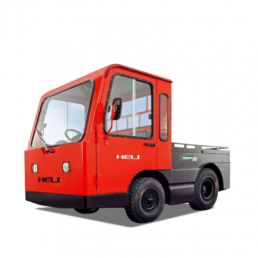 Электрический тягач 8,0 т HELI QYD80