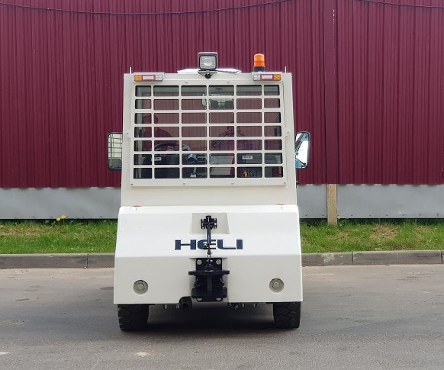 Дизельный тягач 30,0 т HELI QYCD30-CUG